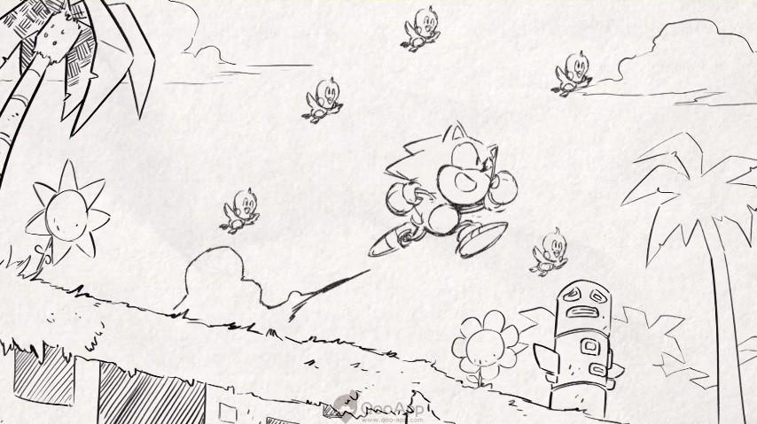 Qoo News Sonic Mania Pre Order Trailer Confirms 15th